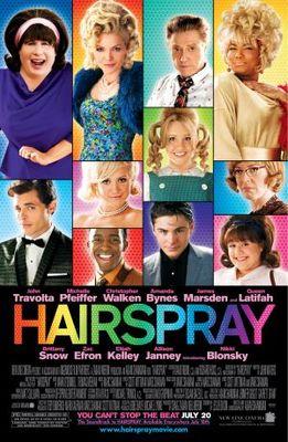 Hairspray movie poster (2007) poster MOV_518ce2c7