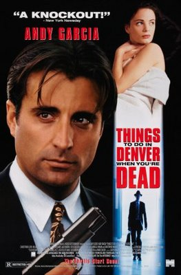 Things to Do in Denver When You're Dead movie poster (1995) poster MOV_518f895d