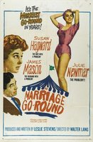 The Marriage-Go-Round movie poster (1961) picture MOV_5195a153