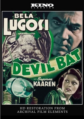 The Devil Bat movie poster (1940) poster MOV_51a9348c