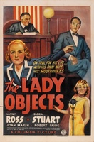The Lady Objects movie poster (1938) picture MOV_51aa3371