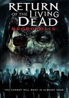 Return of the Living Dead 4: Necropolis movie poster (2005) picture MOV_51ad4423