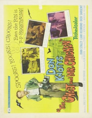 The Ghost and Mr. Chicken movie poster (1966) poster MOV_51b5e006