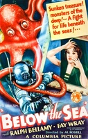Below the Sea movie poster (1933) picture MOV_51bee614