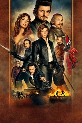 The Three Musketeers movie poster (2011) poster MOV_51c178b7