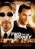 Two For The Money movie poster (2005) picture MOV_51c9b398