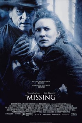 The Missing movie poster (2003) poster MOV_51cb63a2