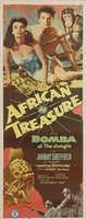African Treasure movie poster (1952) picture MOV_51d46609