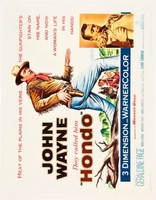 Hondo movie poster (1953) picture MOV_51d669bd