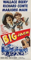 Big Jack movie poster (1949) picture MOV_c87b1eab