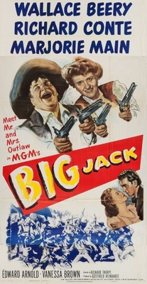 Big Jack movie poster (1949) poster MOV_51ee6a35