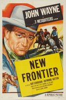 New Frontier movie poster (1939) picture MOV_51f35a5e