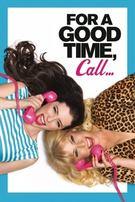 For a Good Time, Call... movie poster (2012) poster MOV_51f9c99d