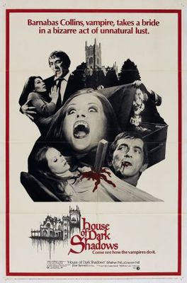 House of Dark Shadows movie poster (1970) poster MOV_51f9e7b5