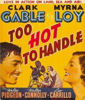 Too Hot to Handle movie poster (1938) picture MOV_520360d0