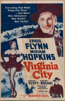 Virginia City movie poster (1940) picture MOV_5206cf2b