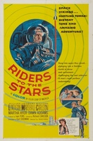 Riders to the Stars movie poster (1954) picture MOV_5209d7dc