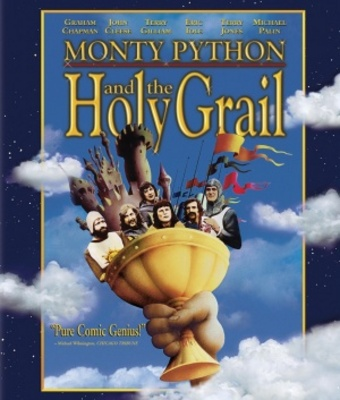 Monty Python and the Holy Grail movie poster (1975) poster MOV_520fd267