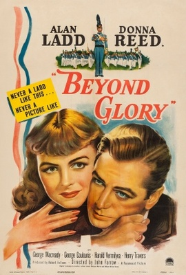 Beyond Glory movie poster (1948) poster MOV_5212ff8f