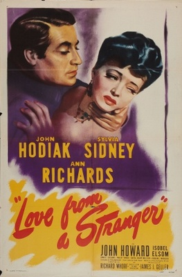 Love from a Stranger movie poster (1947) poster MOV_52163f77