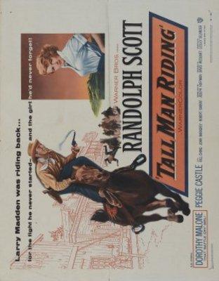 Tall Man Riding movie poster (1955) poster MOV_5216db1f