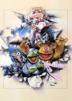 The Muppets Take Manhattan movie poster (1984) picture MOV_521931d3