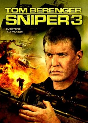Sniper 3 movie poster (2004) poster MOV_5220d729