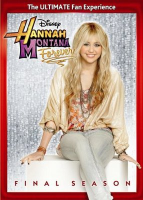 Hannah Montana movie poster (2006) poster MOV_52219cf7