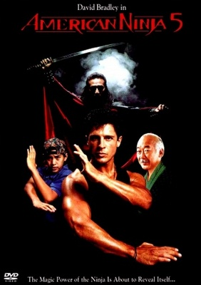 American Ninja V movie poster (1993) poster MOV_522766cd