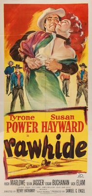Rawhide movie poster (1951) poster MOV_5227ddde