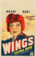 Wings movie poster (1927) picture MOV_522a76d6