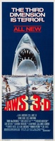 Jaws 3D movie poster (1983) picture MOV_1a42e180