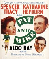 Pat and Mike movie poster (1952) picture MOV_52356a08
