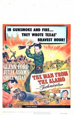 The Man from the Alamo movie poster (1953) poster MOV_52380355