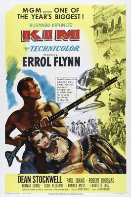 Kim movie poster (1950) poster MOV_52412f58