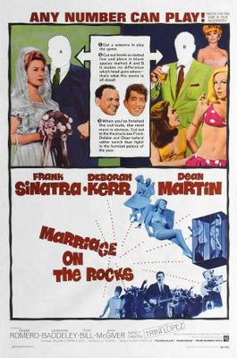 Marriage on the Rocks movie poster (1965) poster MOV_5247830c
