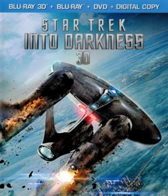Star Trek Into Darkness movie poster (2013) poster MOV_5247c10a