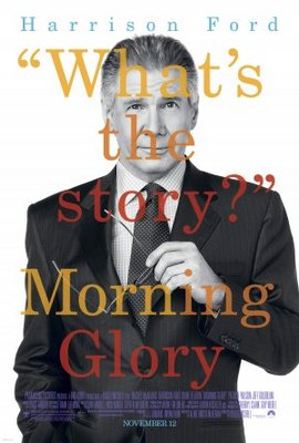 Morning Glory movie poster (2010) poster MOV_5247de42
