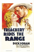 Treachery Rides the Range movie poster (1936) picture MOV_524b5994