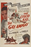The Gay Amigo movie poster (1949) picture MOV_524c56af