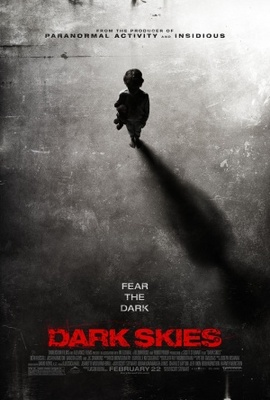 Dark Skies movie poster (2013) poster MOV_5254eea2