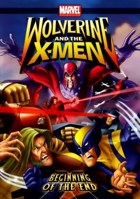 Wolverine and the X-Men movie poster (2008) poster MOV_525aac9d