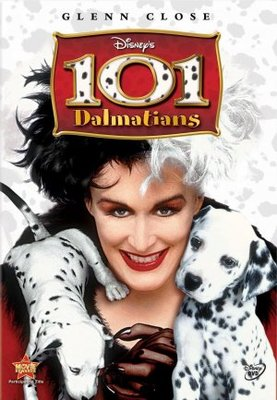 101 Dalmatians movie poster (1996) poster MOV_5262d148