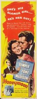 Honeymoon movie poster (1947) picture MOV_5264452a