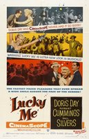 Lucky Me movie poster (1954) picture MOV_52647fd6