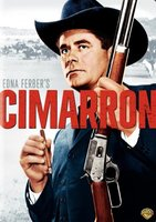Cimarron movie poster (1960) picture MOV_ca8ce692