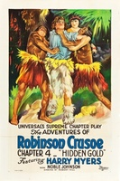 The Adventures of Robinson Crusoe movie poster (1922) picture MOV_5dc05f09
