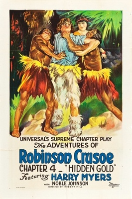 The Adventures of Robinson Crusoe movie poster (1922) poster MOV_5267e633