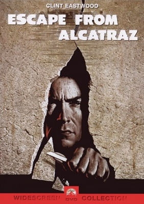 Escape From Alcatraz movie poster (1979) poster MOV_526ce5a9
