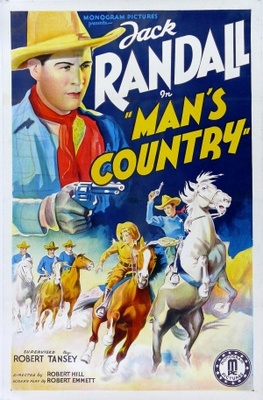 Man's Country movie poster (1938) poster MOV_52731fbb